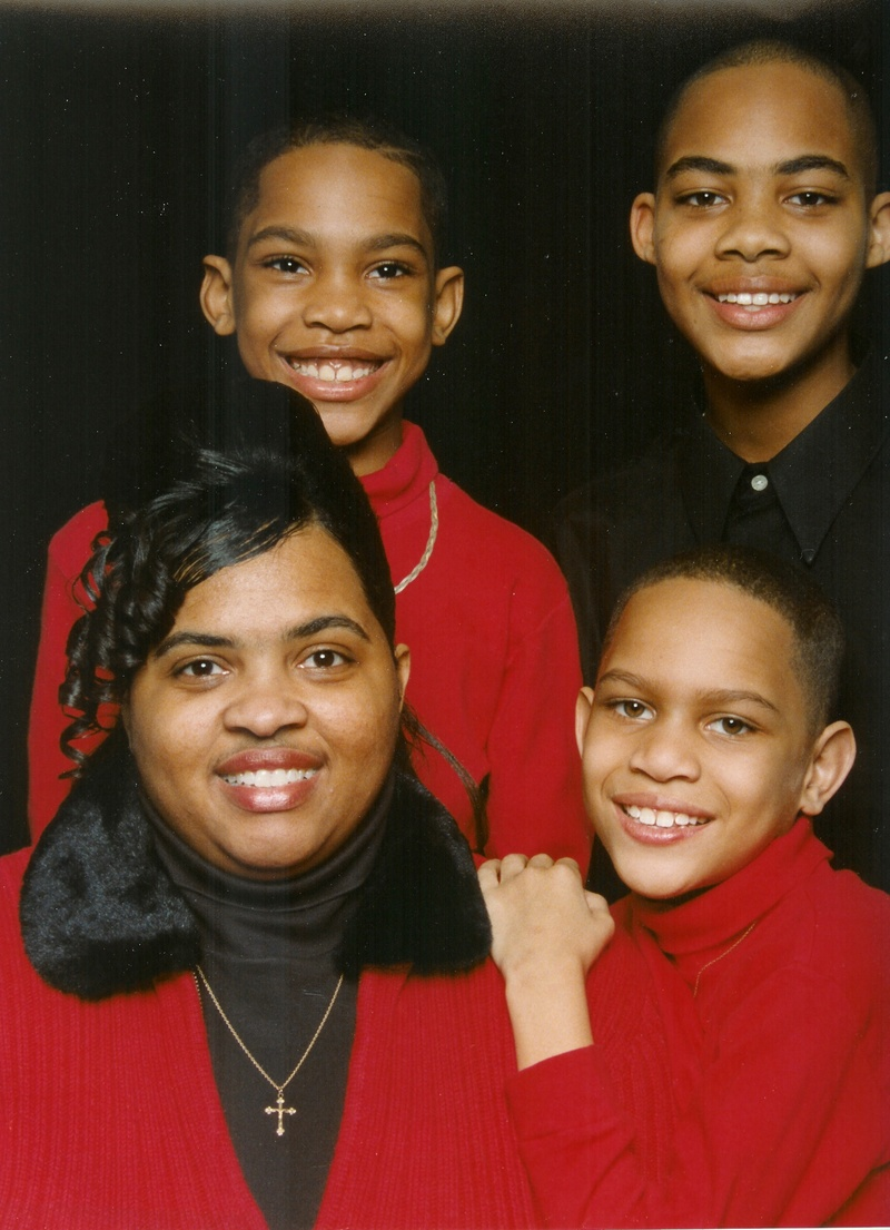 The Jimerson-Robinson Family
